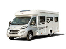 Diesel 6 Sleeping Capacity Campervans & Motorhomes with Back Seat Safety Belts