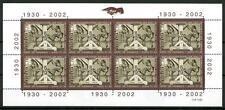 SWITZERLAND - SVIZZERA - 2002 - Ultimo franc. stamp. dalla Tipogr. delle Poste.