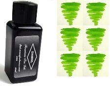 DIAMINE Fountain Pen Ink Bottle * KELLY GREEN * 30ml - New