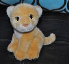 Wild Republic Bright Eyes Big Eyes Baby Lion Cub Plush Stuffed Animal