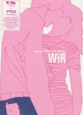 Wir ( Musik DVD ) u.a Tocotronic, Sensorama, Die Sterne, Turner, Golden Boy NEU