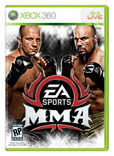 ELDORADODUJEU >>> EA SPORTS MMA MARTIAL MIXED ARTS Pour XBOX 360 NEUF VF