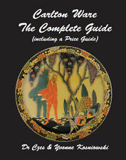 Carlton Ware - The Complete Guide: Including a Price Guide *** Great Book