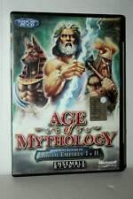 AGE OF MYTHOLOGY GIOCO USATO BUONO STATO PC CDROM VERSIONE ITALIANA FR1 43296