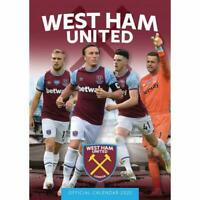 West Ham United FC Official 2021 Calendar Great Christmas Gift