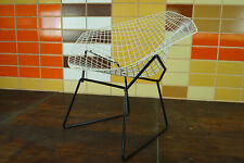 50er Harry Bertoia Diamond Chair Sessel 421 Knoll International Mid-Century 2/4