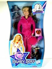 NIB BARBIE DOLL SIZE 2004 HILARY DUFF