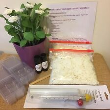 ***SOY WAX MELT KIT - MAKE YOUR OWN SOY WAX MELTS***