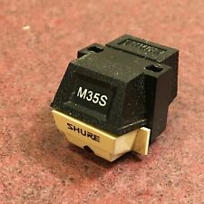 Shure M35S Std-Mount Cart. - Needs A Stylus (Continuity Tested Good)