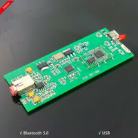 SE7 Bluetooth 5.0 Amplifier Board USB Decoder DAC APTX-HD 24BIT Headphone Amp