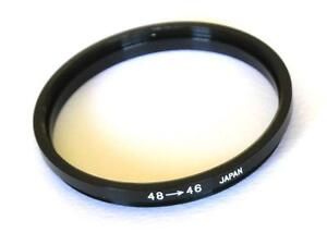 STEP DOWN ADAPTER 48MM-46MM STEPPING RING 48 TO 46MM 48-46 STEP DOWN RING