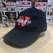 Nbl Wollongong Hawks Regular/M-L Stretch Fit Throwback Supporters Cap by Unifit