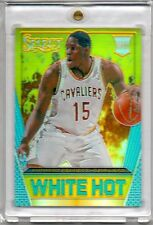 2013-14 Anthony Bennett Select WHITE HOT GOLD PRIZM REFRACTOR RC #D 6/10 (P62)
