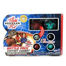 New Bakugan Battle Brawlers B2 Battle Pack Series 1 Blade Tigrerra Warius Cards