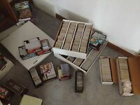 YUGIOH 50 Card Lot!! 1 Rare & 1 Holo! BLUE EYES OR DARK MAGICIAN INCLUDED!