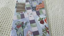 HTF Anita Goodesign TIME IN A GARDEN Embroidery Design Cd NEW SEALED FREE SHIP