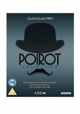 Poirot - Murder On The Orient Express / Death On The Nile / Evil Under The Sun B