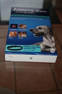 Adaptil Dog Collar  Pheromone Calming on the go Collar For Medium / Large Dogs