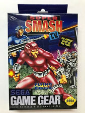 SEGA GAME GEAR SUPER SMASH T.V.