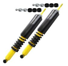 Set of 2 Rear Monroe Shock Absorbers for Ford E-350 Super Duty Towing & Hauling