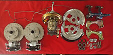 "1967 1968 1969 camaro firebird disc brake conversion 11"" booster 4 wheel disc"
