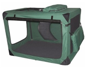 Generation II Deluxe Portable Soft Crate - Extra Large--Pet Travel -- NEW