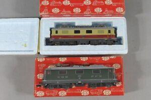 H 84694 Sammlung interessanter HAG Spur H0 Lokomotiven