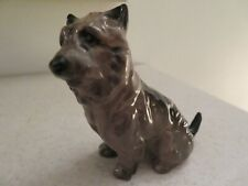 *BEAUTIFUL RARE* ROYAL DOULTON CAIRN TERRIER DOG FIGURE K11 *EXCELLENT*