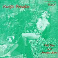 Paul Page - Pacific Paradise CD LOWEST PRICE!! Exotica Tiki Hawaiiana