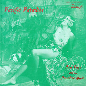 Paul Page - Pacific Paradise CD LOWEST PRICE!! Exotica Tiki Hawaiiana