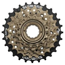 Pack Pinions CASSETTE SHIMANO 7 speeds Thread 14-28 TZ-500/CASSETTE SHIMANO