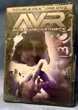OOP ALIEN VS REDNECK AVR 2 DISC DVD SET SRS CINEMA 674945122990