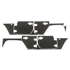 Magnetic Protection Panel Kit 4-Door 07-17 Jeep Wrangler JK x 12300.53
