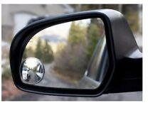 "2 Pcs Slim Circle Blind Spot Mirror convex Lens 2""  Fit wide angle Prs"