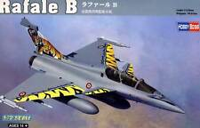 HobbyBoss Rafale B French Air force Eye of the Tiger Meet 1:72 Modell-Bausatz