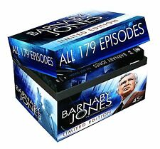 Barnaby Jones . The Complete Series Collection . Season 1 2 3 4 5 6 7 8 . 45 DVD
