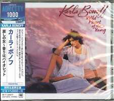 KARLA BONOFF-WILD HEART OF THE YOUNG -JAPAN CD B63