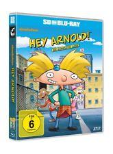 Hey Arnold! - Die komplette Serie (SD on Blu-Ray Disc) NEU + OVP!
