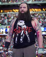 "BRAY WYATT ""2015 Wrestlemania 31"" WWE Wrestling LICENSED poster print 8x10 photo"