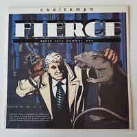 Fierce Dance Cuts No.1 Vinyl LP Record Album Compilation Various Artists EX+/EX+