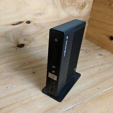 Kensington Universal Notebook Docking station with DVI LAN Mic Audio DisplayLink