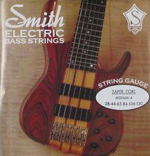 Ken Smith Tcrm-6 Taper Core Steel Bass Strings, Medium Gauge 6's - 28-130