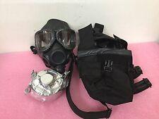 3M Full Facepiece Mask Dual port Respirator MEDIUM FR-M40B-20 M40 CBRN