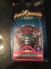 Power Rangers Zeo Bandai 1996 Missile Firing Mechanizer Evil Space Alien New