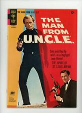 MAN FROM U.N.C.L.E. #9 | Western Publishing Co. | Nov 1966 | Vol 1 | TV Classic