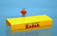 DTF057 - Bâche en tôle peinte pour Panhard KODAK dinky toys réf 32AB