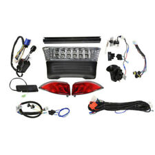 Club Car Precedent 48V LED Street Legal Light Kit 2008+ Voltage Reducer Required