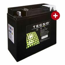 TECNO 51913 GEL Batterie 12V 22Ah BMW CS 1200 LOTUS kompatibel Odyssey PC680