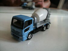 Tomica Nissan Diesel Cement truck in Blue/White (Made in China)