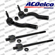 Tie Rod End Inner Outer For Lincoln Town Car 2003-2011 Front Steering Kit